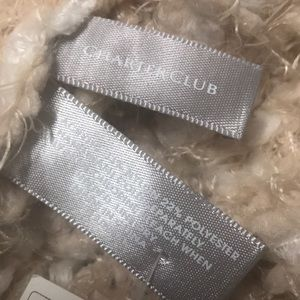 Accessories - Charter Club Beige Women Infinity Wrap OS